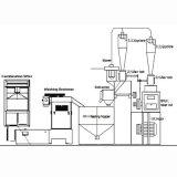 Mini máquina de la molinería del trigo de la venta caliente