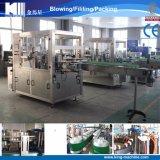 自動円形の水差しの熱い溶解の接着剤のステッカーの接着剤OPP分類機械