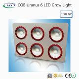 En el interior COB Urano 6 LED de luz para crecer las plantas y flores