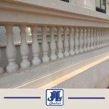 Piso de Mármore Bege Aloewood lado a bancada, azulejos de parede/laje/Escada/Vaidade Topo