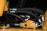 Camion ufficiale del caricatore della rotella di salto del fornitore Lw300kn 3ton di XCMG mini