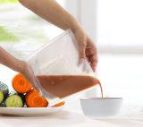 Alimento del silicone/sacchetto di verdure di memoria della cucina, sacchetto di sigillamento del silicone
