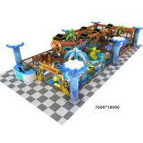 Hot Sale prix bon marché Kids Soft Play de l'équipement de terrain de jeux intérieure