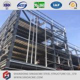 Sinoacme ha fabbricato l'edificio per uffici multiplo della struttura d'acciaio di storia
