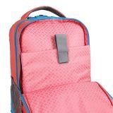 نمط يحمل طالب على حقيبة يدحرج حامل متحرّك حمولة ظهريّة
