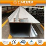 Aluminiumc$profil-aluminium Strangpresßling für schiebendes Aluminiumfenster