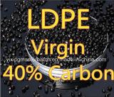 Couleur noire Masterbatch pour les polymères en plastique