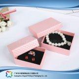 贅沢な腕時計または宝石類またはギフトの木かペーパー表示包装ボックス(xc-hbj-022)