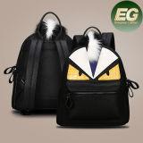 대중적인 도매 핸드백 디자이너 학교 부대 가죽 괴물 여행 책가방 (SY7894)