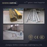 7m8m9mの品質によって電流を通される街灯のポスト