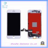 Il telefono mobile delle cellule video l'affissione a cristalli liquidi dello schermo di tocco per il iPhone 7