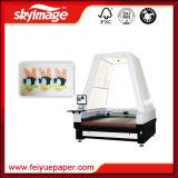 1800mm*1200mmの自動挿入の衣服か布または革またはファブリックまたは織物レーザーの打抜き機