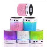 LED 소형 휴대용 무선 Bluetooth 스피커 A9 TF USB 음악 소리 Subwoofer 상자