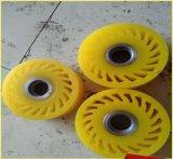 Do poliuretano roda do esmagamento não
