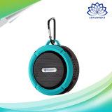 Ipx5 mini altavoz impermeable de Bluetooth para el recorrido y el cuarto de baño al aire libre