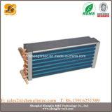 Échangeur de chaleur au cuivre de ventilation CVCA