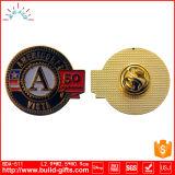 Distintivo su ordinazione di Pin del risvolto del metallo dello smalto di promozione verificato da Disney