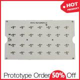 Schnelle Drehung-Aluminium gedruckte Schaltkarte (100% elektrische Prüfung)