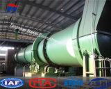 Secador giratório eficiente elevado para o carvão