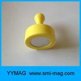 Pinos pequenos magnéticos do impulso dos produtos novos usados no escritório