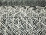 Het hexagonale Opleveren van de Draad met Elektro Gegalvaniseerde Draad