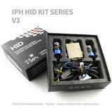 Iphcar HA NASCOSTO il xeno NASCOSTO l'illuminazione H4 del xeno NASCOSTO automobile del kit H1/H4/H7/H11/9005/906/9012/D1/D2/D3/D4 del xeno