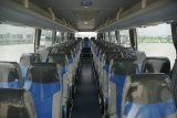 42-55 10.5mの前部か後部エンジンバス観光バスかコーチをつける