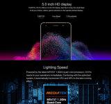 Telefoon 5.0 4G 2GB 16GB Androïde 6.0 Mobiele 5.0MP van de Kern 1280X720 van de Vierling van ROM Mt6737 van de RAM van Smartphone van de Duim van Oukitel C5 PRO de Slimme Zwarte van de Telefoon