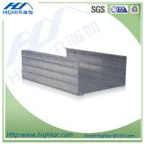 벽과 천장 Partitioln를 위한 고품질 스테인리스 빛에 의하여 직류 전기를 통하는 강철 용골