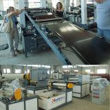encanamento 3PE que envolve a linha de produção da fita