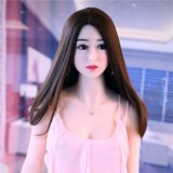 кукла секса силикона тела 158cm