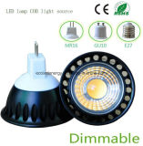 Regulable COB 3W MR16 LED Spot Light