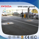 Con il sistema Uvss di sorveglianza del veicolo (con ALPR, barriere)