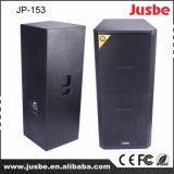 Passive PROkonzert-Lautsprecher konzipieren die Doppel15 Zoll-Lautsprecher