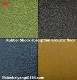 Het rubber RubberBlad van de Bevloering van de Tegel van de Bevloering van de Tegel van de Mat Rubber Rubber