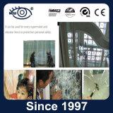 Prédio de Janela de vidro transparente de segurança de Protecção e Segurança Film