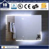 Specchio illuminato Backlit LED decorativo di vendita caldo della stanza da bagno per l'hotel