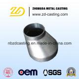 Piezas forjadas de acero inoxidable con máquina de forjado en caliente