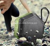 Altavoz sin hilos portable de Bluetooth de la prueba del agua de la bomba grande al aire libre del hexágono