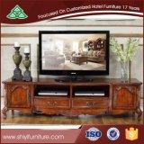 Westlicher Art Fernsehapparat-Schrank