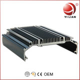 Штампованный алюминиевый профиль для теплоотвода
