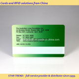 Formato de cartão de crédito Cartão de Acesso RFID com impressão de alta qualidade