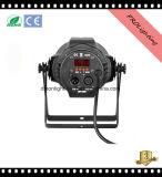 Lärmarmer Leichtgewichtler LED NENNWERT kann Lichter 18X3w RGB 3 in-1 für Band-Erscheinen/Phasen-DJ/Vereine