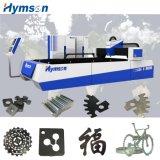 Machine de fibre d'acier du carbone d'acier inoxydable de laser