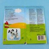 Kundenspezifischer Druck-Hundenahrungsmittelbeutel-Plastiktasche-Heißsiegel-Beutel