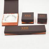 Meilleur prix en gros caisse de bijoux personnalisés en velours (J78-E)