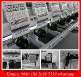 Holiaumaの熱い販売8の平らな均一刺繍Ho1508cのための15針が付いているヘッド帽子の刺繍機械
