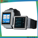 S6 Smart Watch, Support 3G, GPS, Bluetooth, Microphone, Haut-parleur, prise carte TF, Micro USB Slot, FM, WiFi