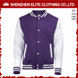 2017 Spring Hot Sale Varsity Bomber Jacket with Patches (ELTBQJ-548)