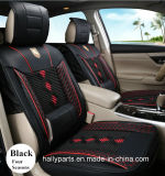 uso Leatherette-Rosso dell'ammortizzatore di sede dell'automobile di figura 3D per quattro stagioni
